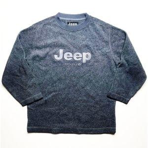 Jeep Fleece Pullover